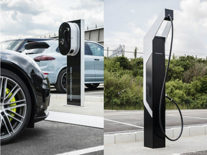 Porsche Fast Charging Stations