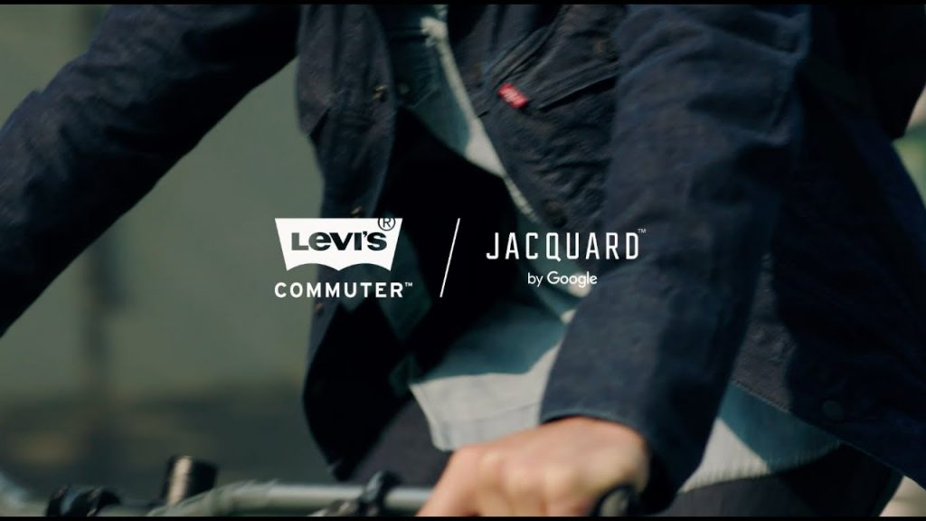 Levis Google Commuter Trucker Smart Jacket