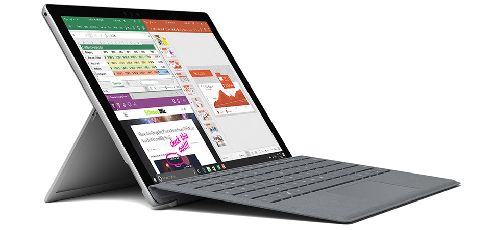 Microsoft Surface Low Cost