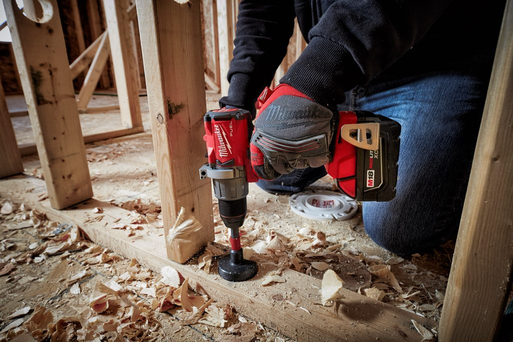 Milwaukee Tool New Drills and Drivers