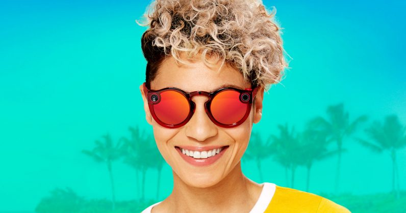 Snapchat Spectacles V2 are HD