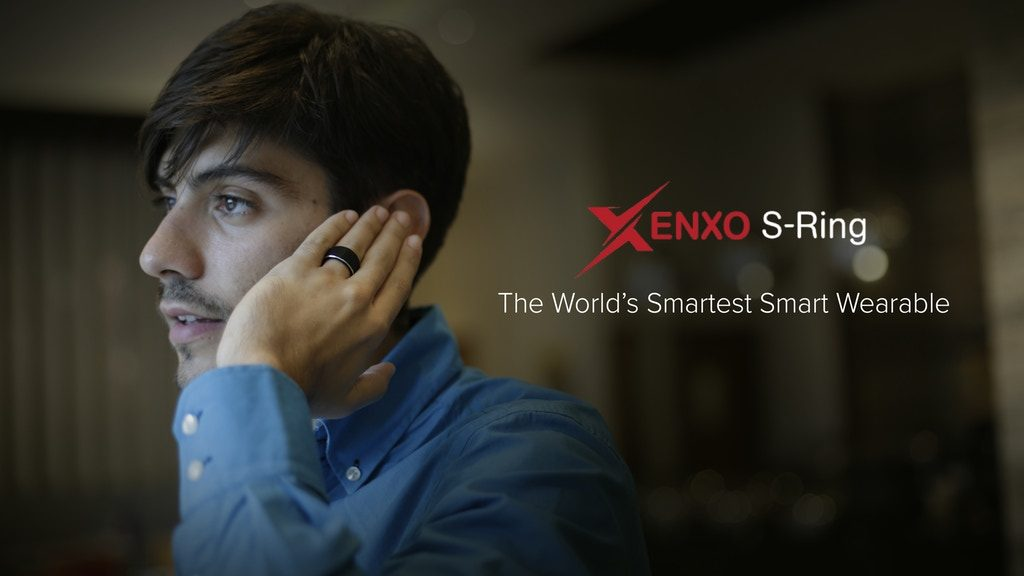 Xenxo S-Ring fits on your finger