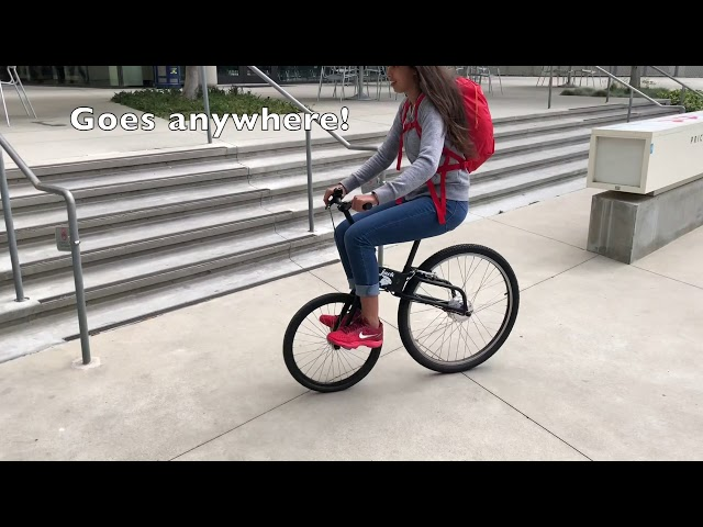 JackRabbit eBike Scooter
