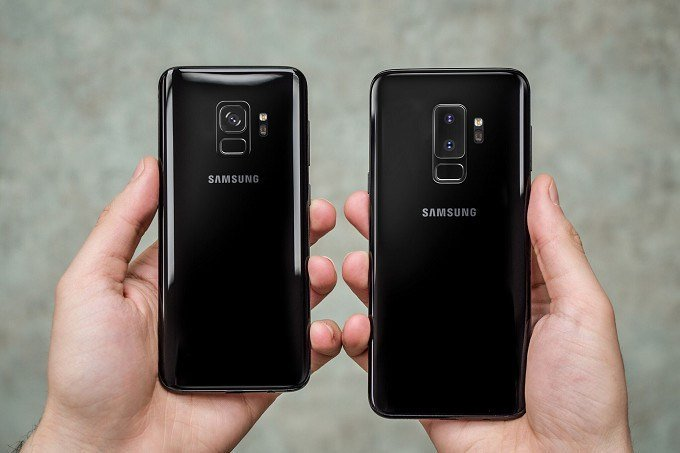 Samsung Galaxy S9 and S9 Plus 2