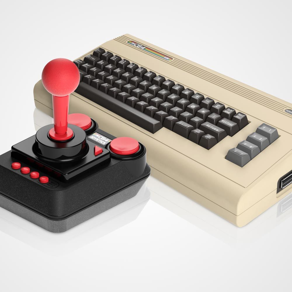 The new C64 Mini is a reboot of the Commodore 64 PC & Gaming System