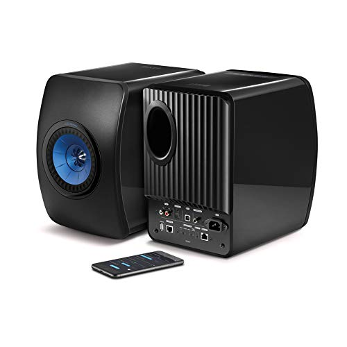 KEF LS50 Wireless Speakers 2
