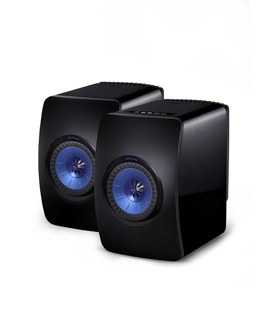 KEF LS50 Wireless Active Speaker Review