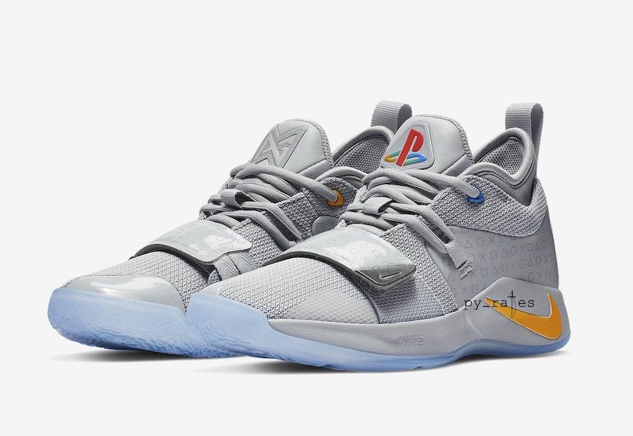 size 40 9456e 3ba06 Nike debuts the Nike PG 2.5 x PlayStation Shoe, paying ...
