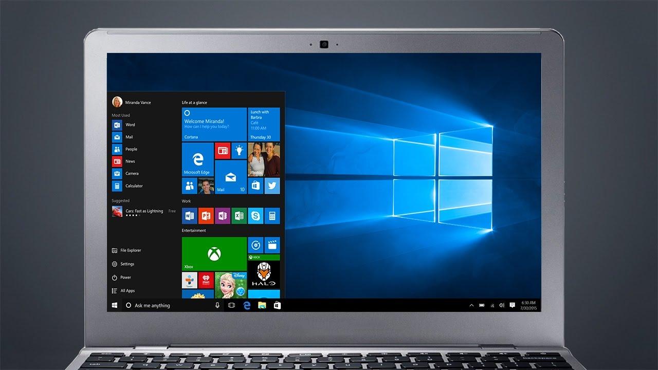 Windows on Chromebook