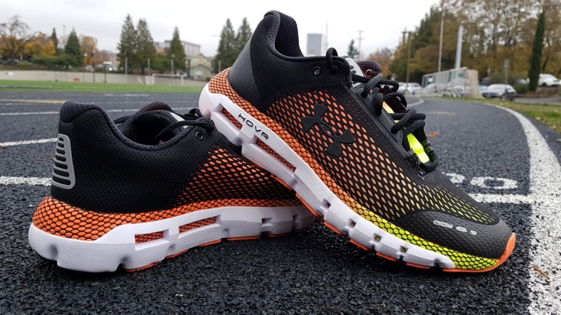 san francisco 72e68 8aad7 Under Armour HOVR Infinite Connected Smart Running Shoes