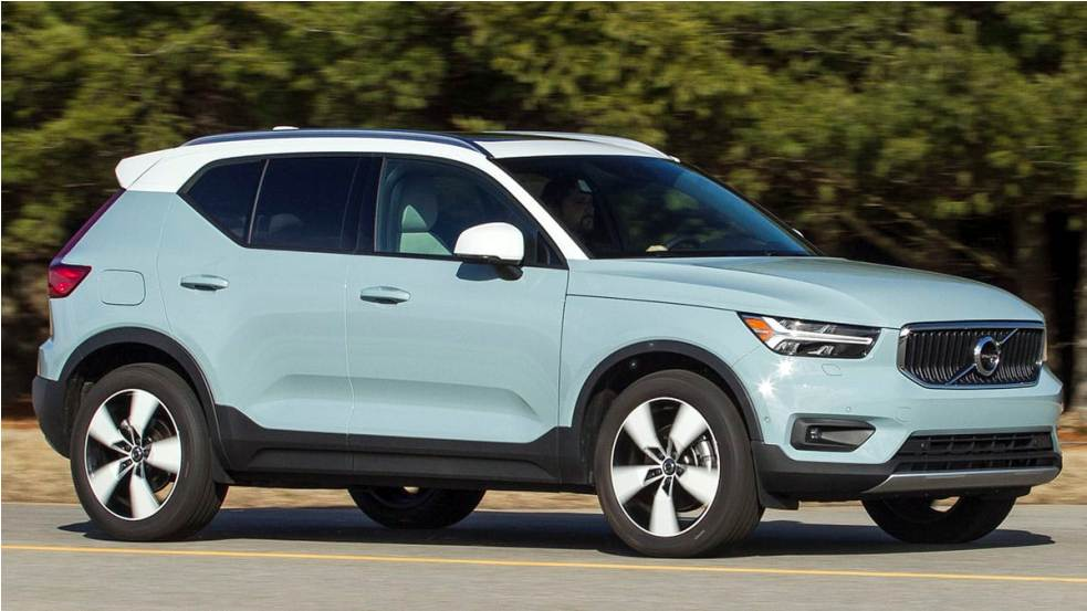 Volvo All Electric Version of the XC40 Crossover - Company ...