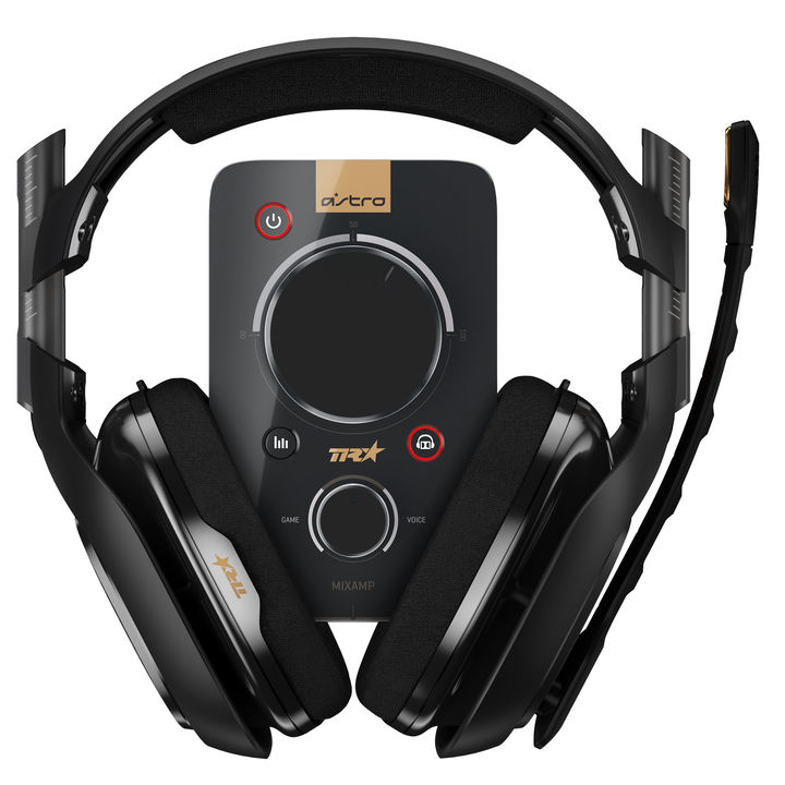 Astro A40 TR and Mixamp Pro TR