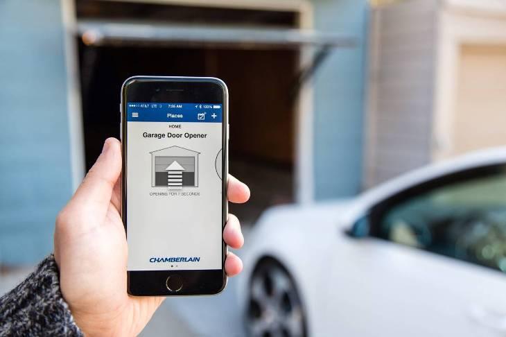 Chamberlain Garage Door Opener 2
