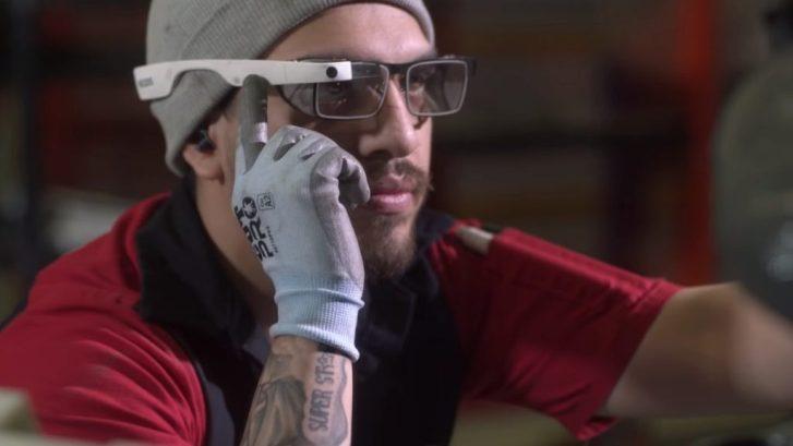Google Glass Enterprise Edition 2 3