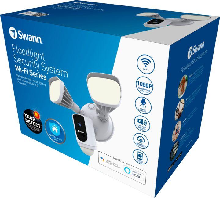 Swann Wi-Fi Floodlight Security System Review - Gadget Gram