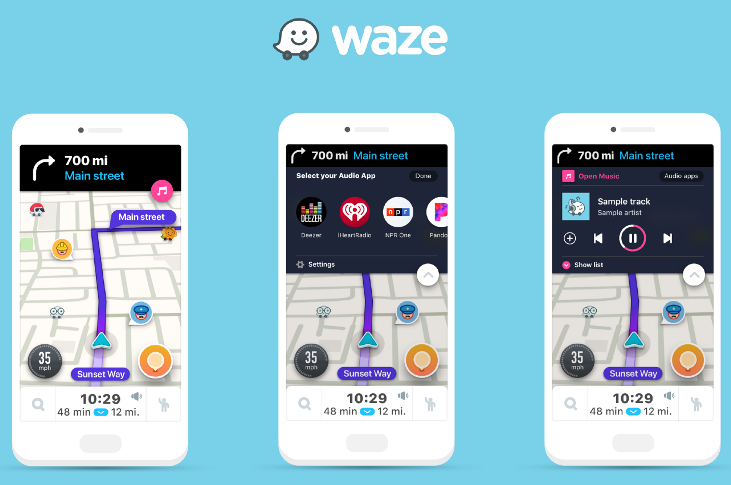 Google Updates Waze With Google Assistant's Voice Support