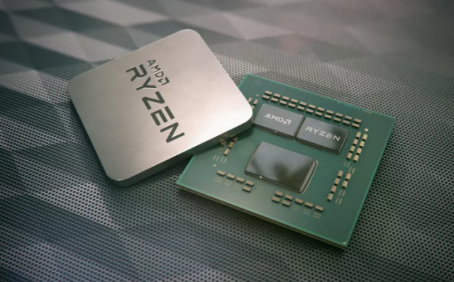 AMD Gaming Processor E3 16-core Processor