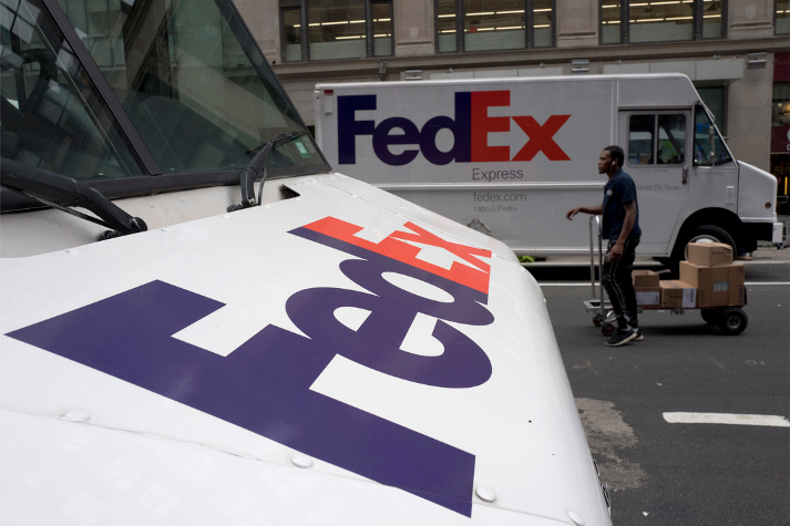 FedEx Shipping Contract