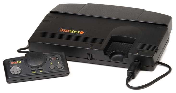 Konami Releases a New Console, the TurboGrafx-16 Mini
