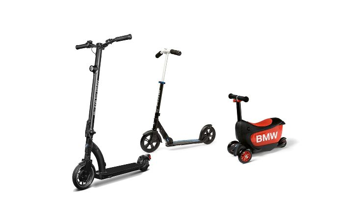 BMW Scooters