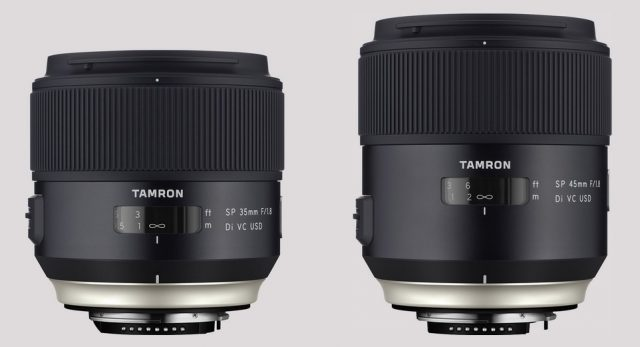 Tamron SP Camera Lens