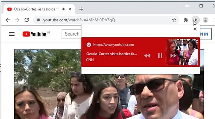 Google Media Controls