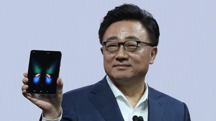Samsung CEO Galaxy Note