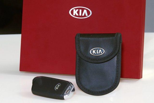 Kia Key Fob
