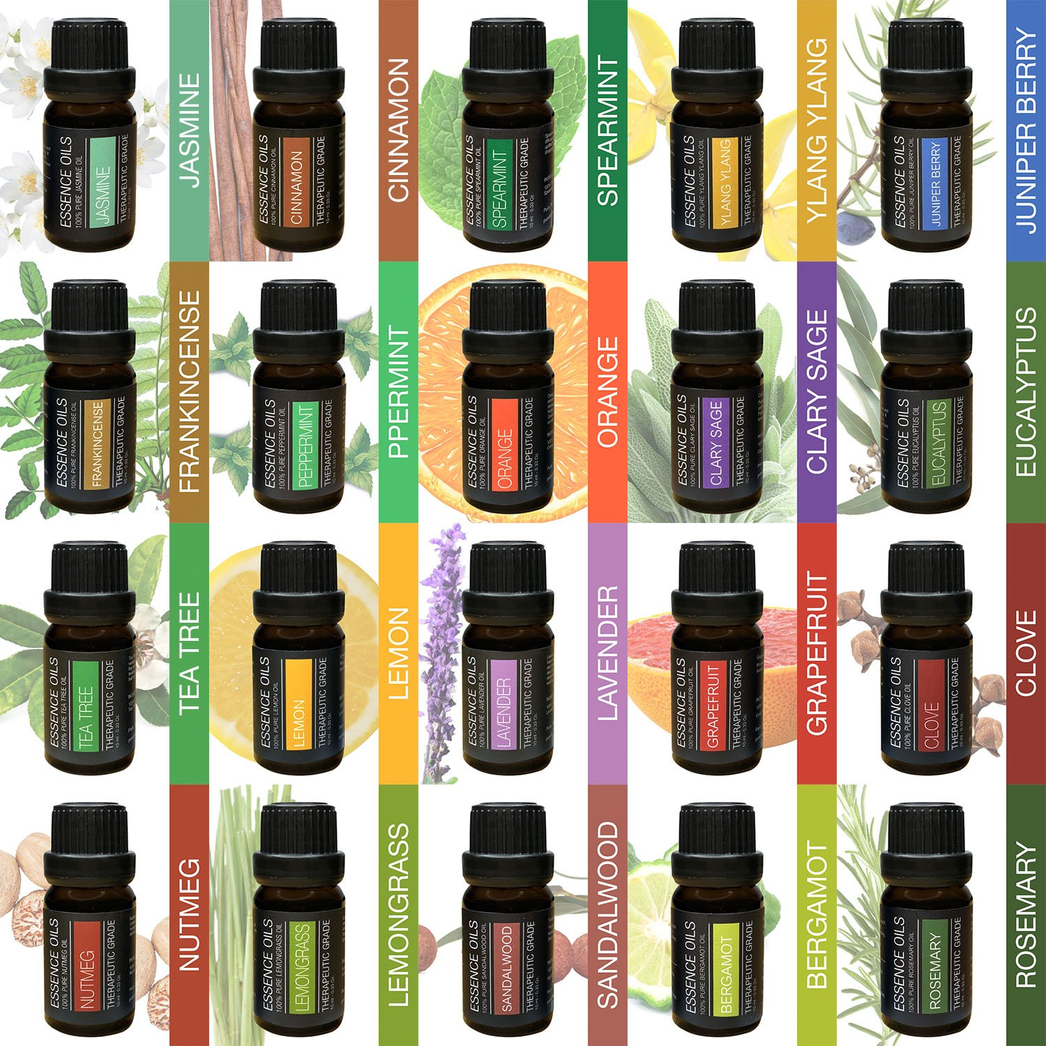 Pure Daily Care's Ultimate Aromatherapy Bundle