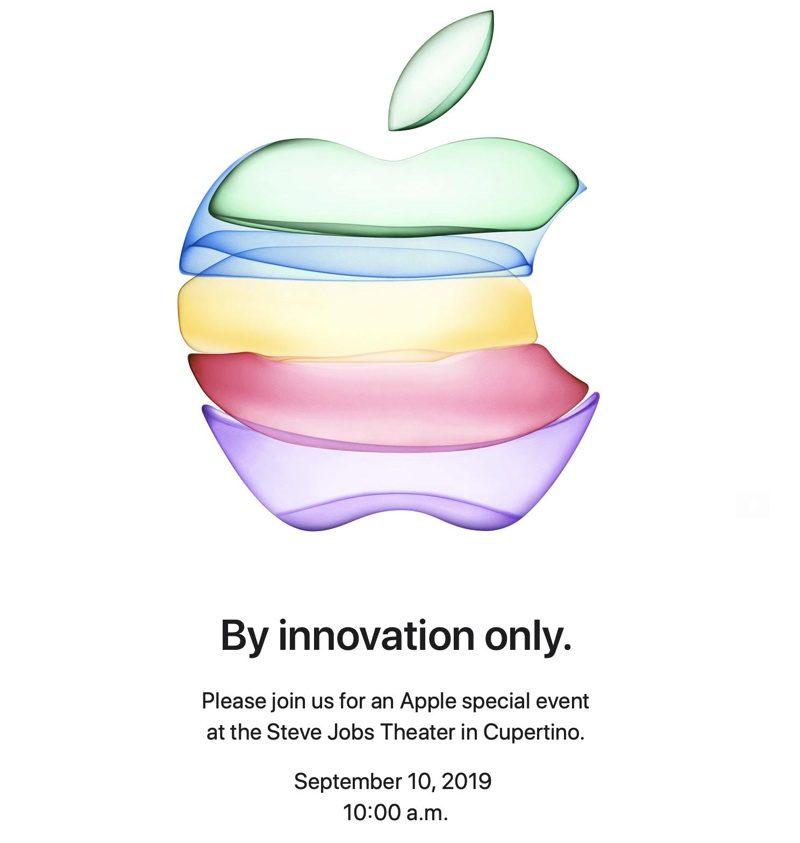 Apple's September Cupertino Event