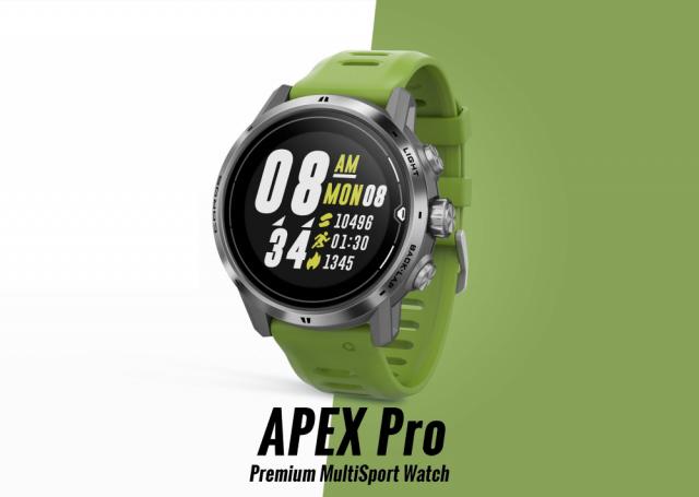 COROS new APEX Pro Premium GPS Watch Main