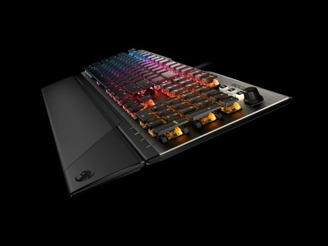 Roccat Vulcan 120 AIMO Mechanical RGB Gaming Keyboard Main