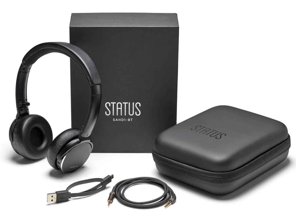 Status BT ONE Bluetooth Headphones