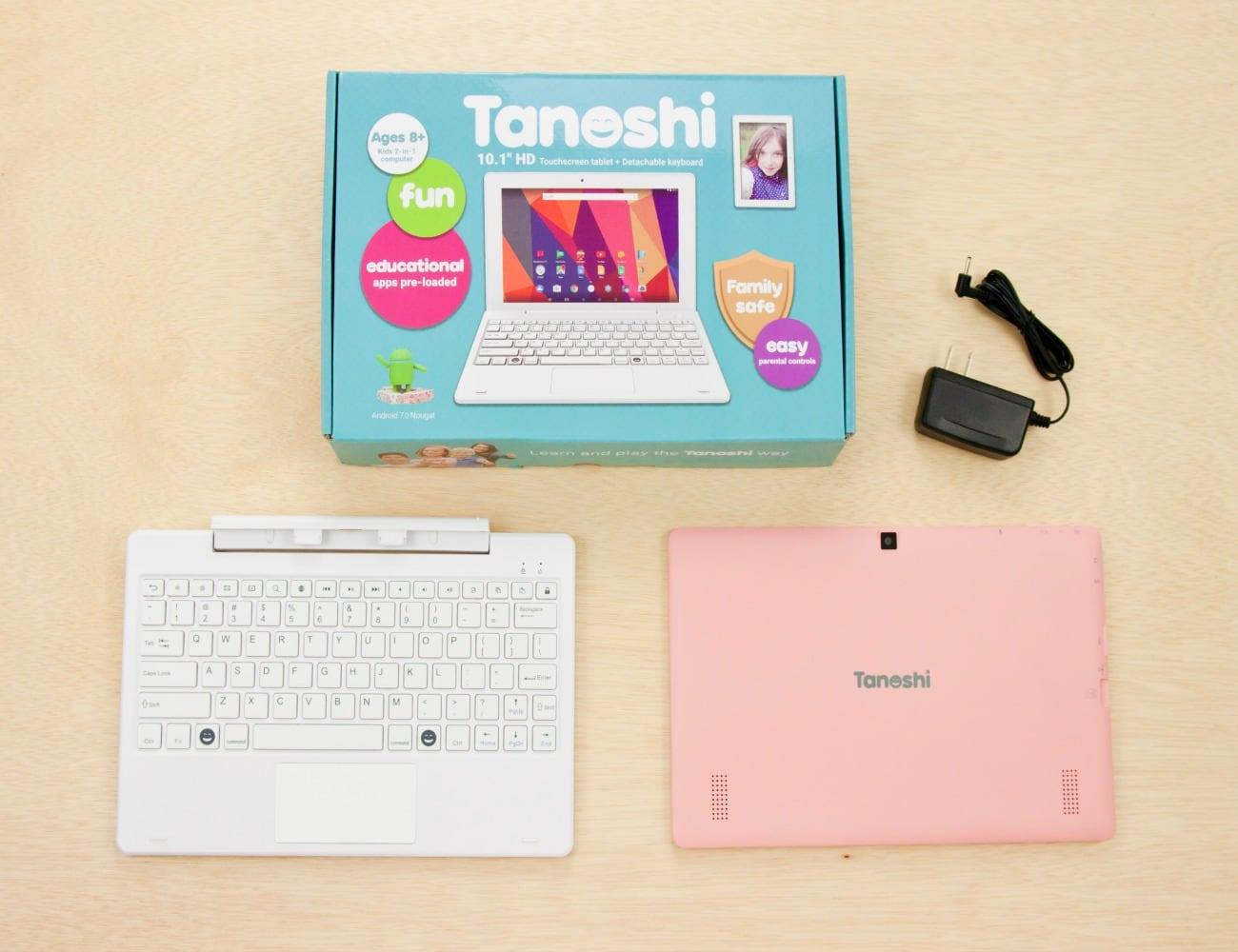 Tanoshi 2-in-1 Kids Computer