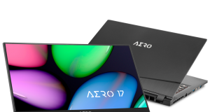 "GIGABYTE New 15"" and 17"" AERO Series Content Creators Laptops Main"