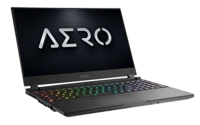"3. GIGABYTE New 15"" and 17"" AERO Series Content Creators Laptops"