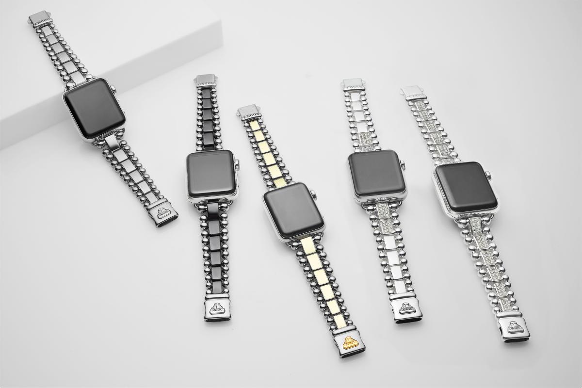 3. LAGOS Apple Watch Jewelry Bracelets