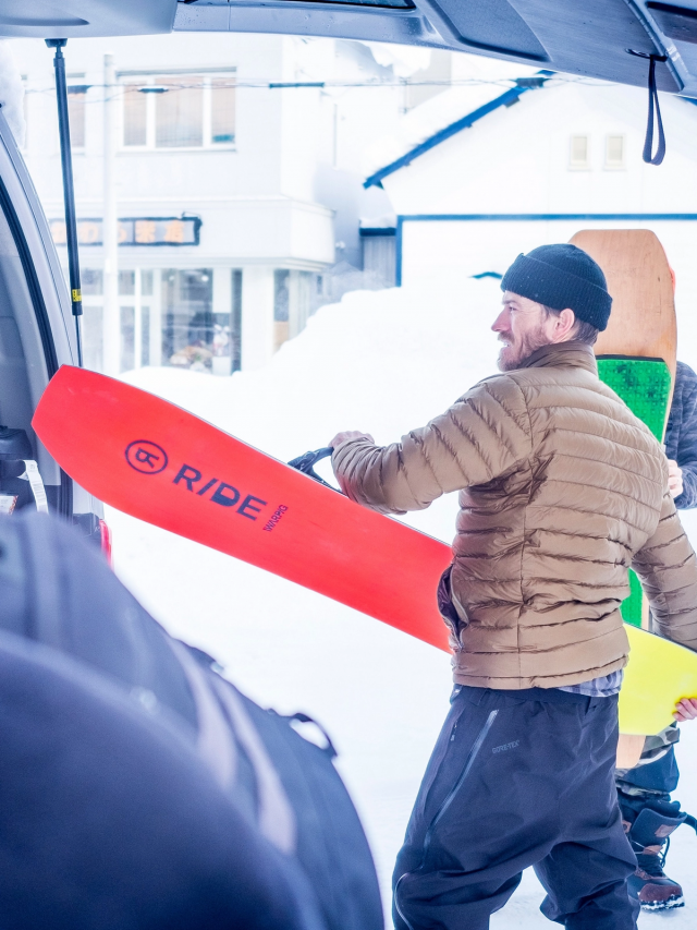 Ride WARPIG Snowboard Main