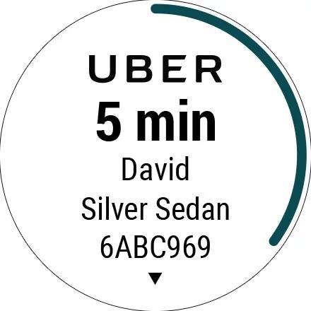 vívoactive 3 Music Uber