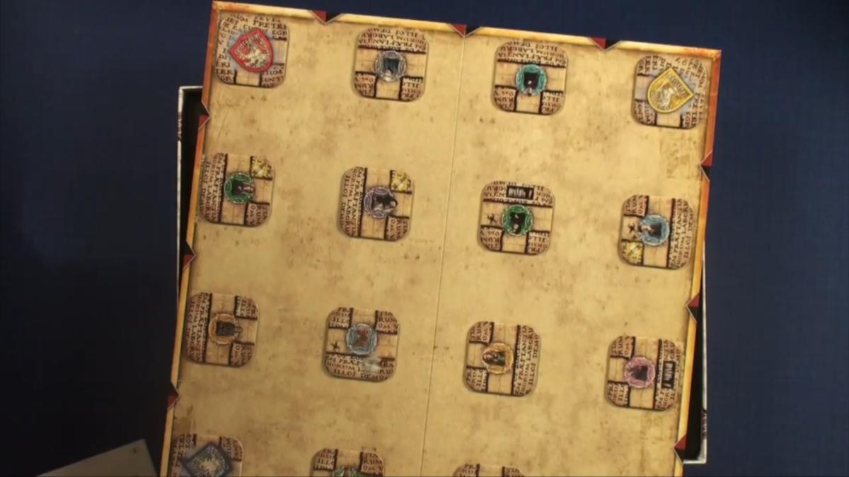 Labyrinth 16 Permanent Tiles