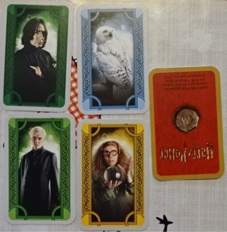Harry Potter Labyrinth Cards (1)