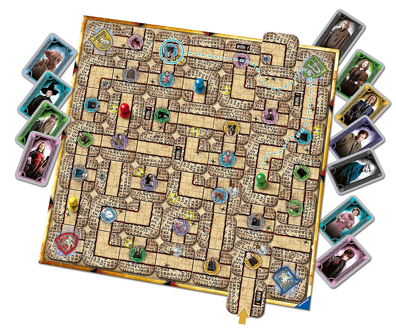 Harry Potter Labyrinth Cards (2)