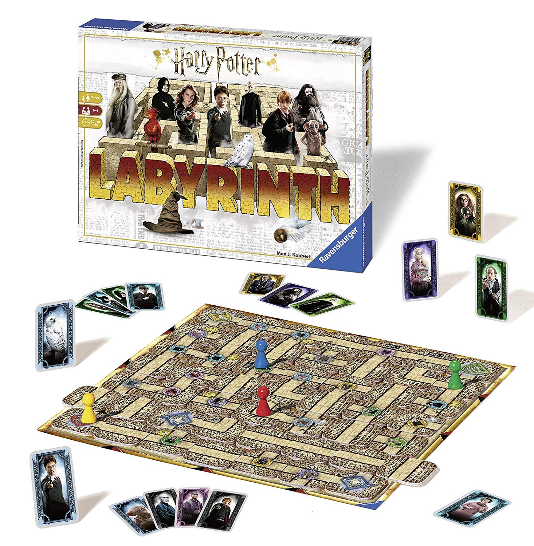 Harry Potter Labyrinth Box Contents