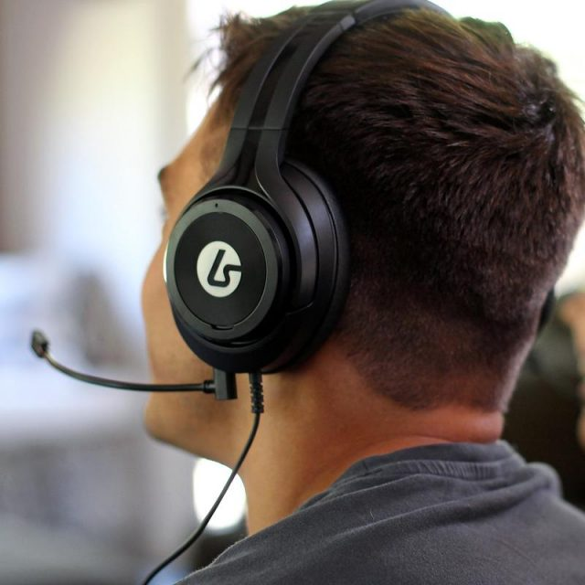 LucidSound LS10X Advanced Wired Gaming Headset Main