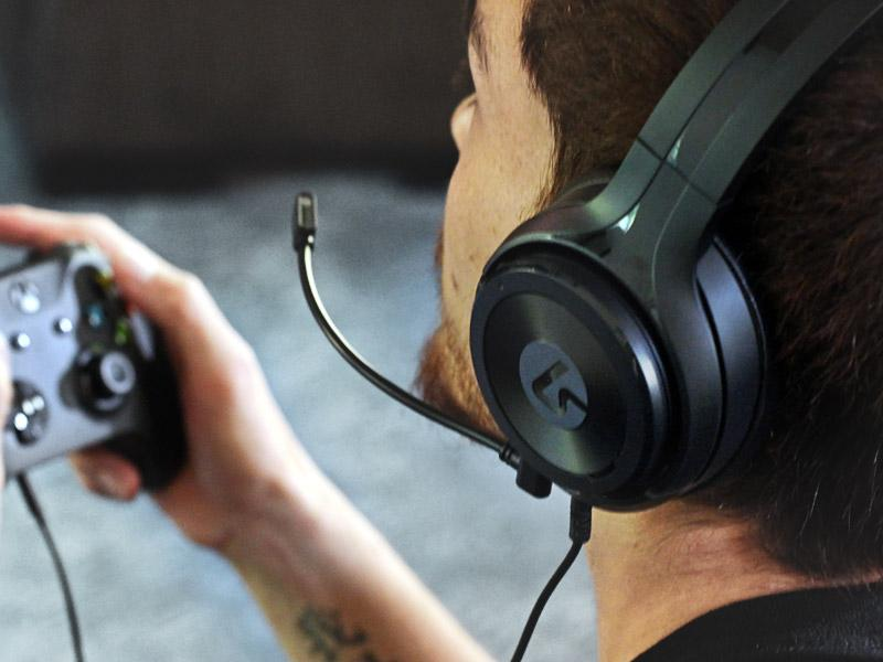 LucidSound LS10X Advanced Wired Gaming Headset