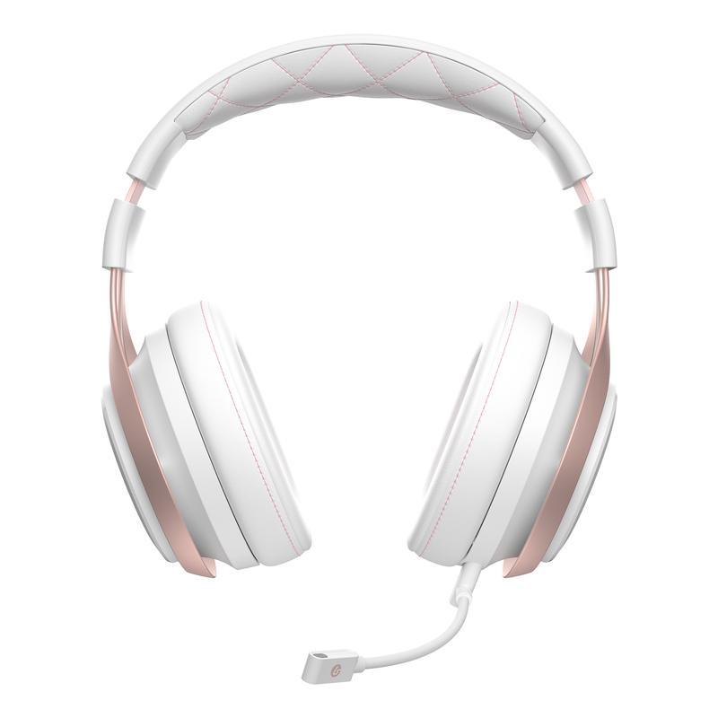 LucidSound LS35X Rose Gold Wireless Gaming Headset