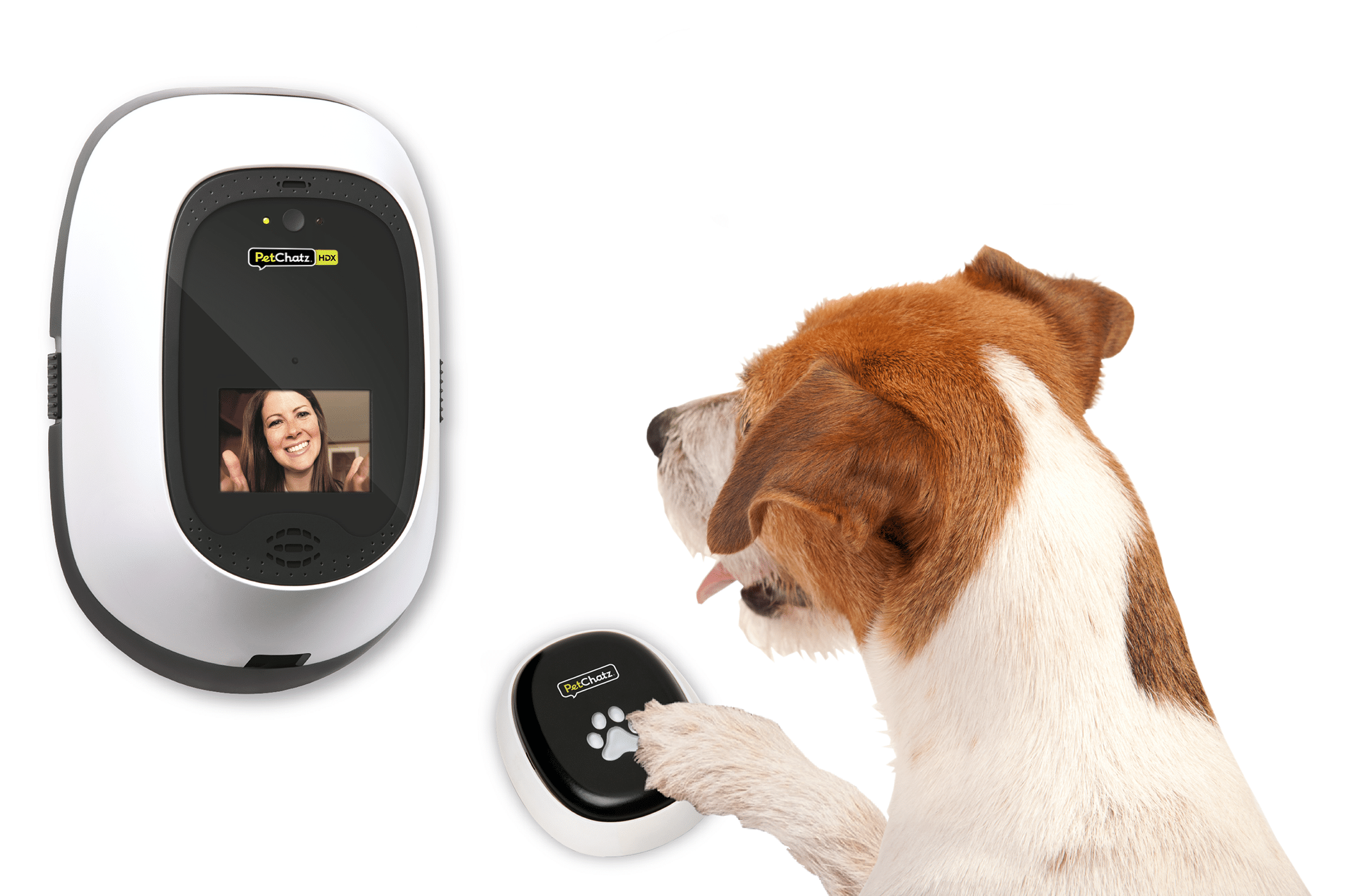 PawCall Device for Pet to Parent Messaging