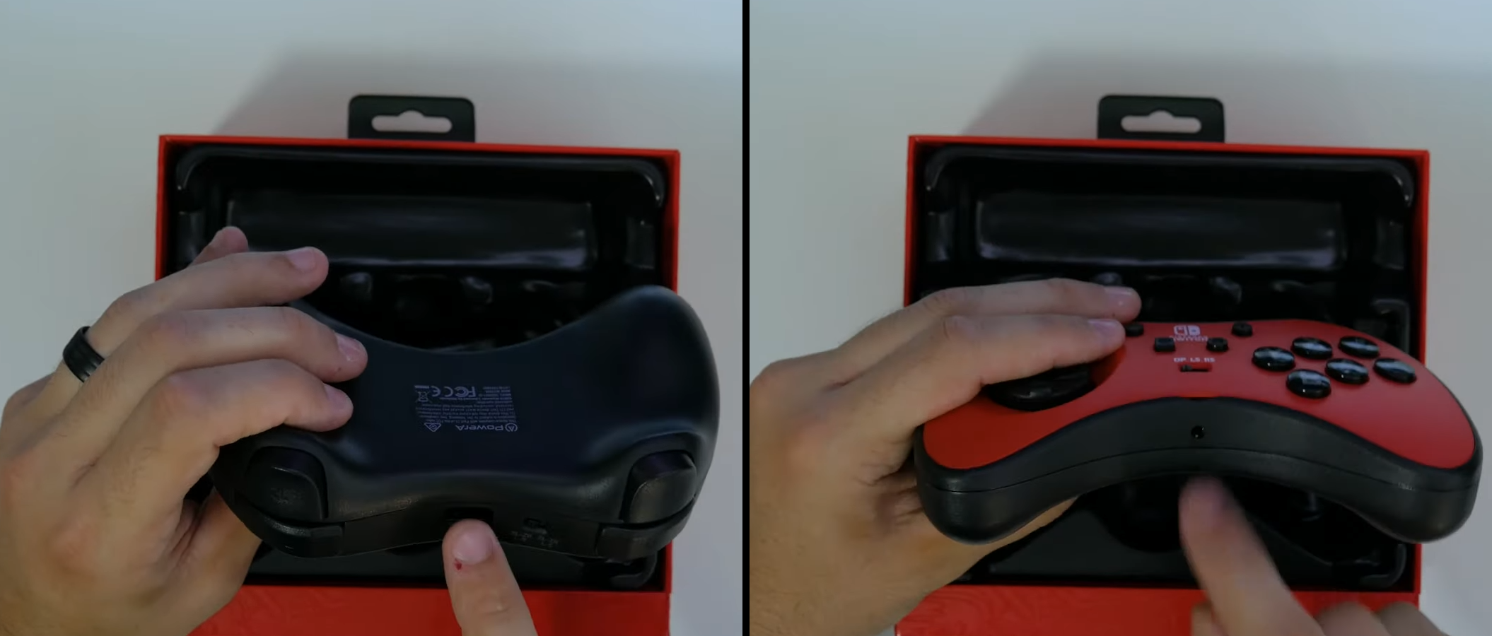 PowerA FUSION Wired FightPad