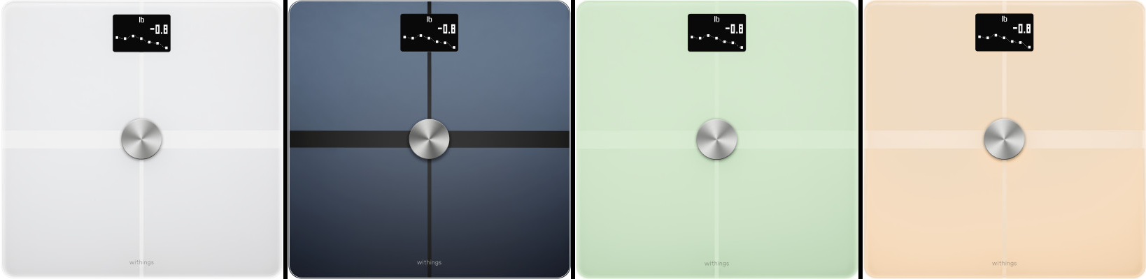 Withings Body+ Composition Wi-Fi Scale