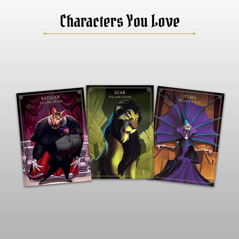 Disney Villainous Characters (2)